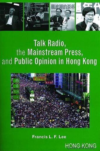 Talk Radio, the Mainstream Press, and Public Opinion in Hong Kong